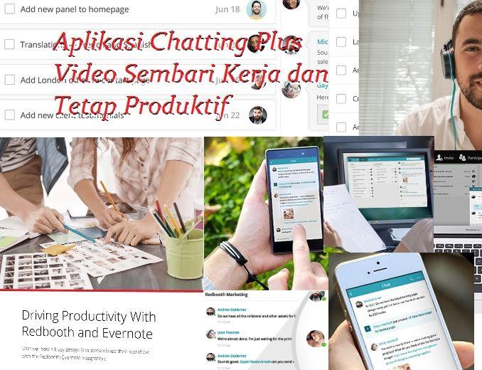 Pada saat ekonomi lesu di era Jokowi ini, perusahaan di tuntut melakukan penghematan sebisa mungkin. Aplikasi chatting ini dapat menghemat biaya.