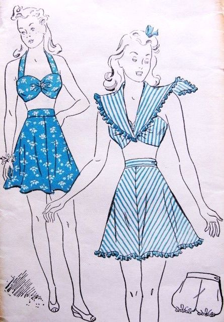Purplish Blue Xl Vintage Buttoned Stripe Pin Up Dress   RoseGal.com