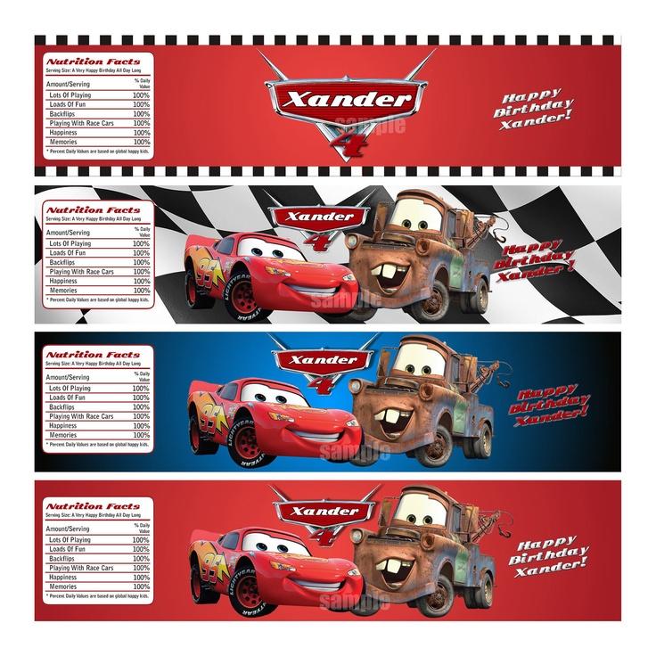 Free Printable Disney Cars Birthday Party Invitations Delli