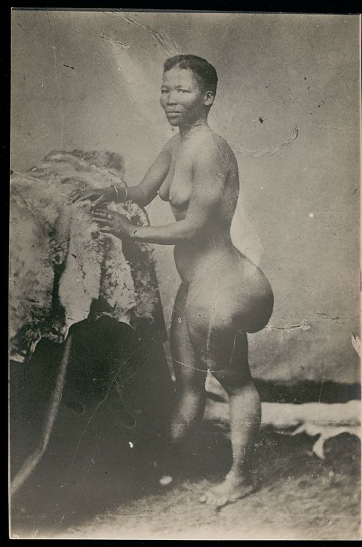 Naked African Females 98