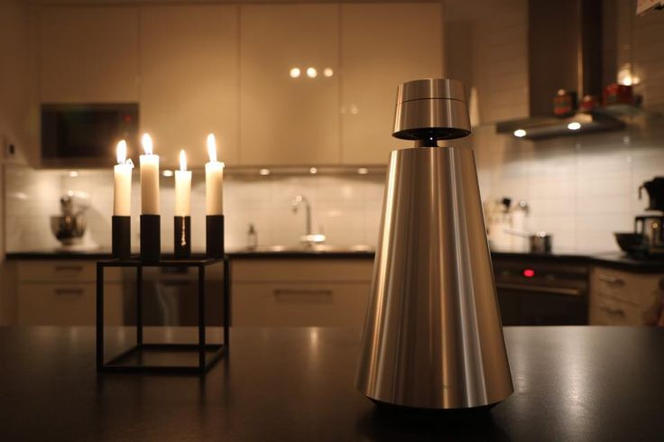 Ambient weekend vibes... BeoSound 1 beautifully captured by @claesh. FlexibleLiving in essence! Scandinavian Design. Bang & Olufsen.