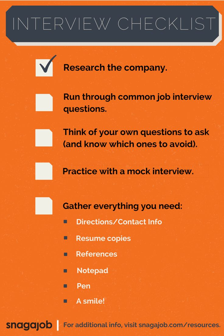 how to prepare for a job fair interview