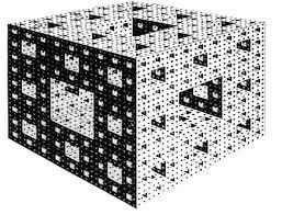 Výsledek obrázku pro geometría fractal