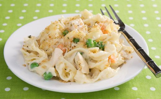 Epicures Quick Creamy Pasta with Chicken
