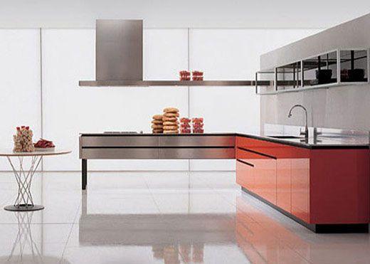 DaDa Kitchen Designs modern kitchen