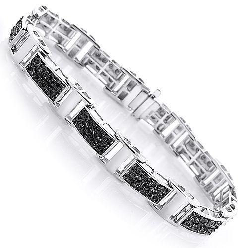 Best 25 Black diamond bracelet ideas on Pinterest