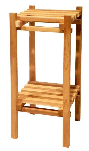 Tiered Plant Stand Wooden Woodworking Projects Plans