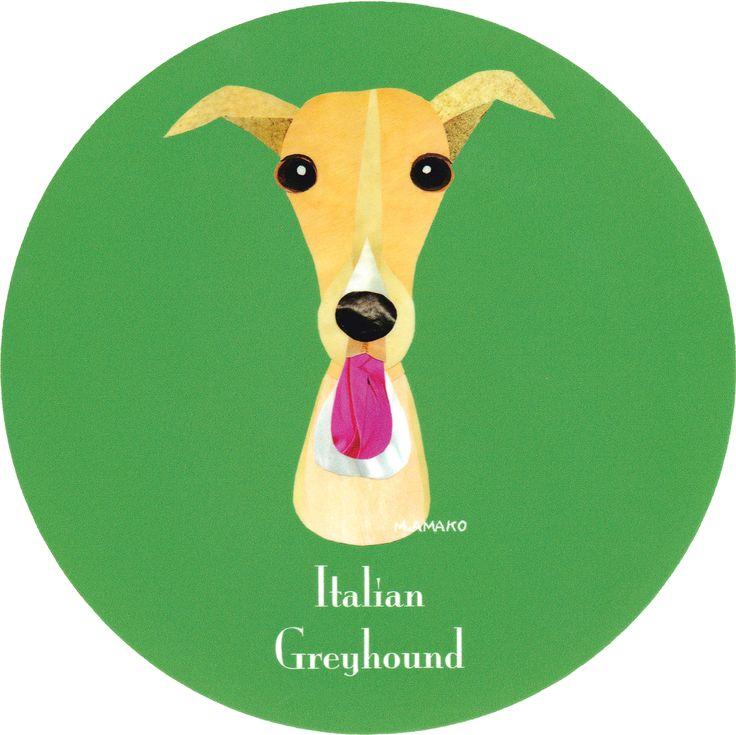 マイ @Behance プロジェクトを見る : 「007   Italian Greyhound (Fawn)」 https://www.behance.net/gallery/42195211/007-Italian-Greyhound-(Fawn)