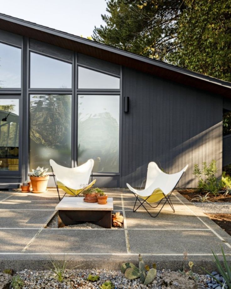 17 Best Images About Mid Century Modern Exteriors Cliff