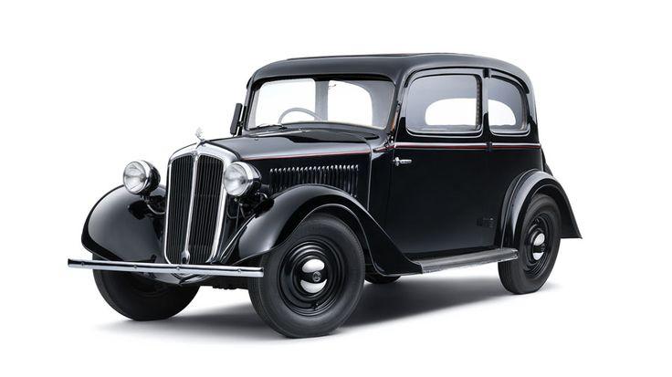 Škoda Rapid type 421 (1934)