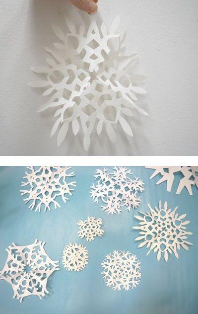 25 Melhores Ideias Sobre Flocos De Neve De Papel No Pinterest Padr Es De Floco De Neve De