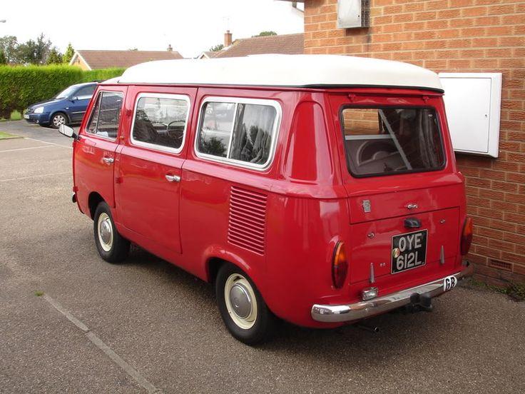 Fiat 850T Camper