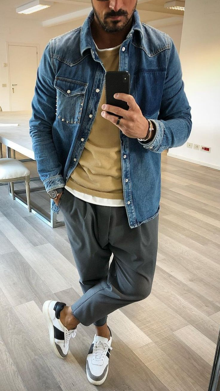 7c124d9d93c4 5 Daily Wear Casual Outfits For Men  casual  outfits  mensfashion   streetstyle