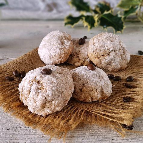 Biscotti morbidi al caffè veloci e golosi - Il mondo di Adry