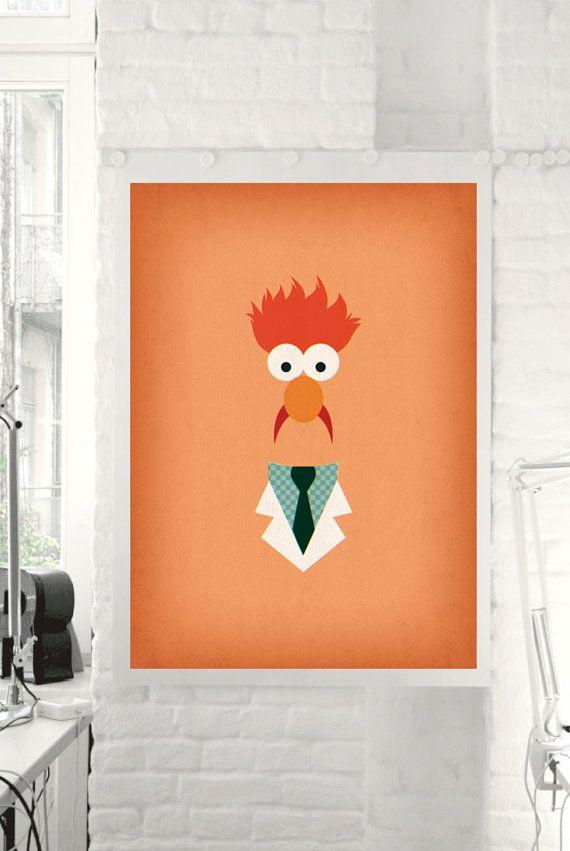 154 besten beaker bilder auf pinterest die muppets jim. Black Bedroom Furniture Sets. Home Design Ideas