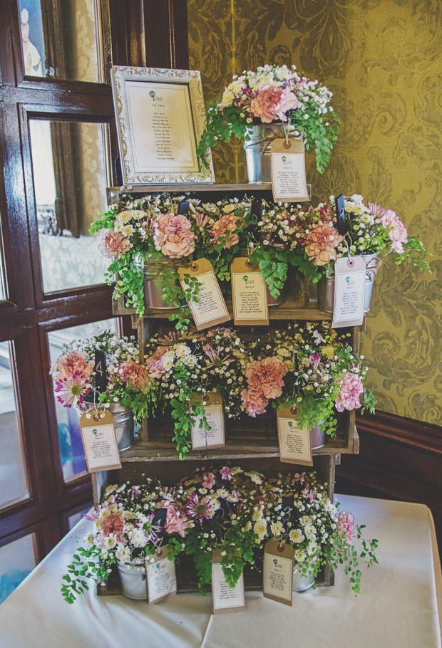pretty plant pop table plan | www.onefabday.com