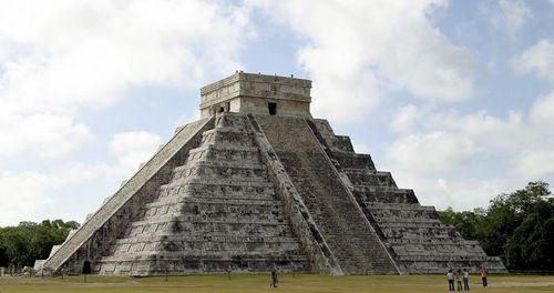 DÜNYANIN YEDİ HARİKASI -meksika