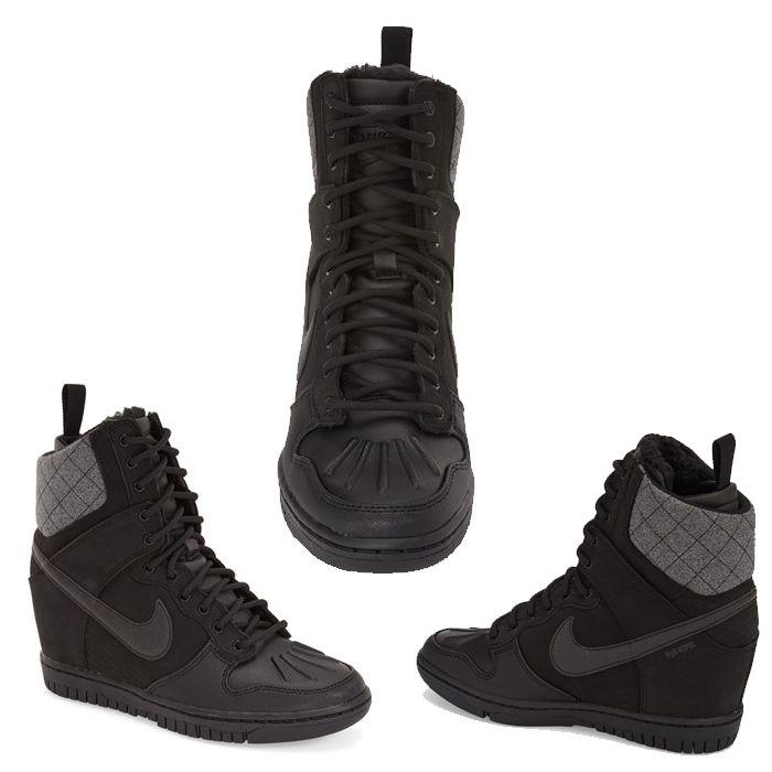 Nike Dunk Sky Hi Wedge Sneaker