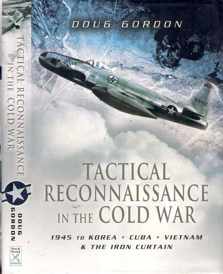 TACTICAL RECONNAISSANCE in the COLD WAR. describes how the United States Air Force tactical reconnaissance units operated from the end of World War II until the 1970s. This was an immensely active period that also included major conflicts in Korea and Vietnam. It was also a period of rapid technological development in aircraft and photographic techniques.