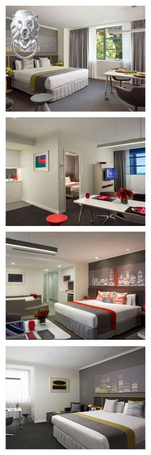 These St Georges Terrace Apartments are located in Perth's central business district, a fantastic location for corporate guests being home to major corporations, banking institutions and international companies. These deluxe, executive and premier studios and one bedroom apartments feature comfortable living areas, spacious bedrooms and well equipped kitchenettes. Here are St Georges Terrace Apartments, Perth.