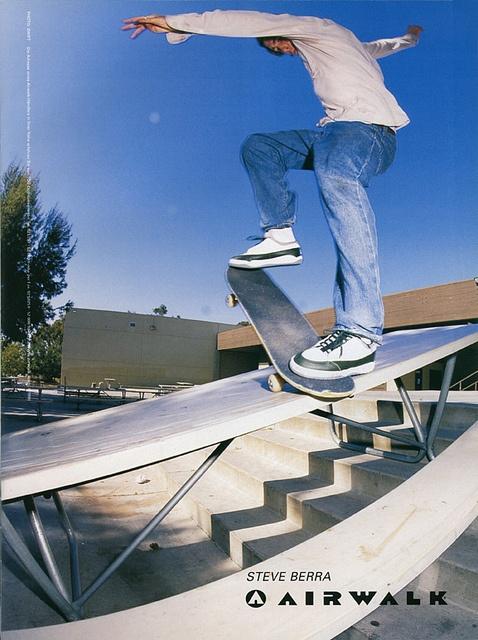 Airwalk Steve Berra Ad, 1996 by daVsen, via Flickr