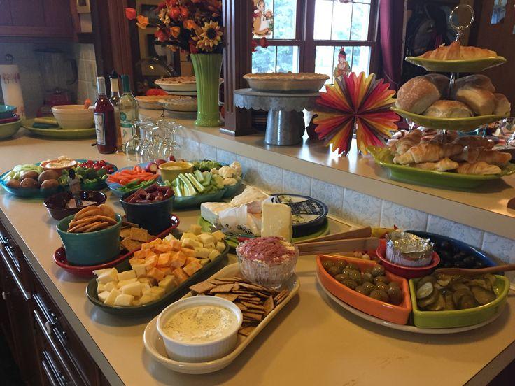 466 Best Fiesta Homer Laughlin China Thanksgiving