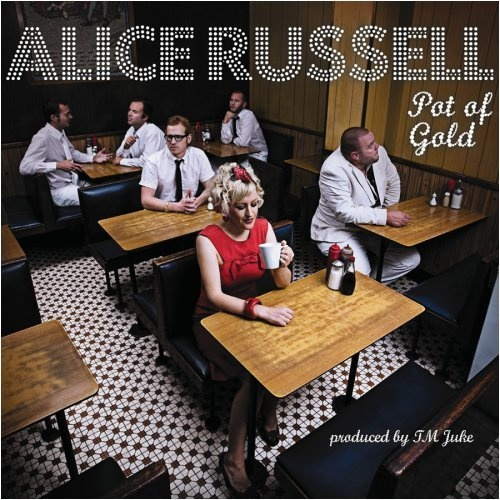 Alice Russel. Pot of gold