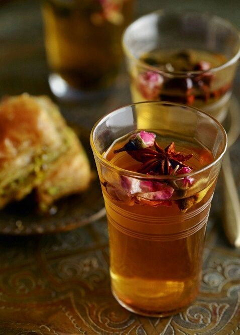 Turkish delight ~ Tea time♡