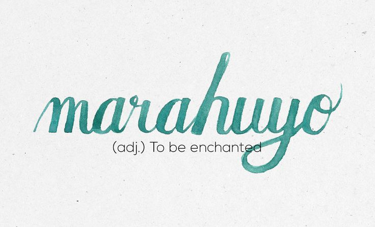 """Marahuyo"" 