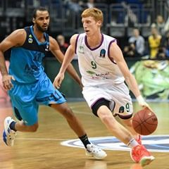 Eurocup group stage match: ALBA Berlin vs Unicaja Malaga