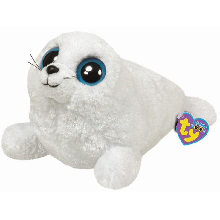 We have a huge selection of Ty Beanie Boos. They all have the big, sweet eyes!