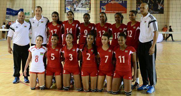 Expulsée du gymnase Champ Fleuri, la sélection féminine de Maurice de volley-ball n'a pu s'y entraîner
