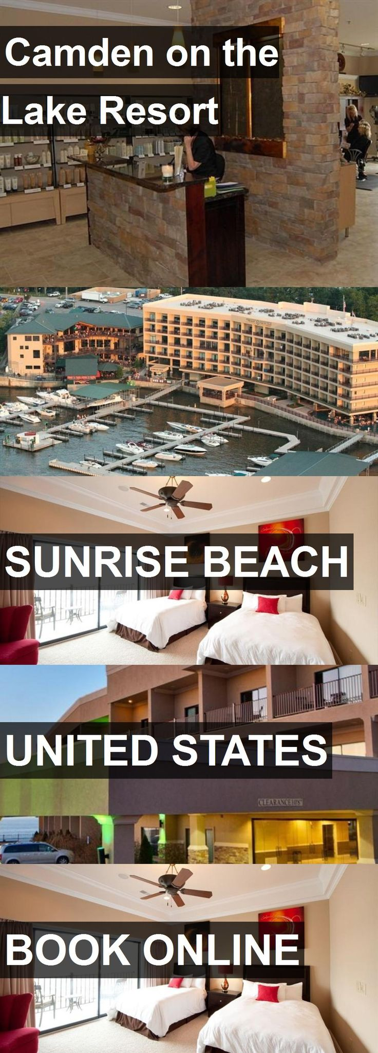 Hotel Camden on the Lake Resort in Sunrise Beach, United States. For more information, photos, reviews and best prices please follow the link. #UnitedStates #SunriseBeach #CamdenontheLakeResort #hotel #travel #vacation