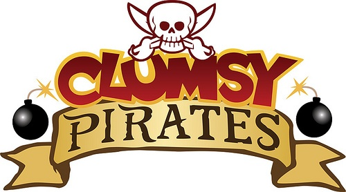 Clumsy Pirates logo