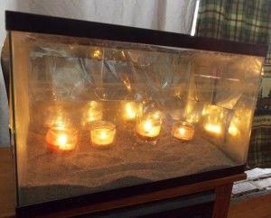 Aquarium Heater & Passive Solar Heat NOW! #Prepper