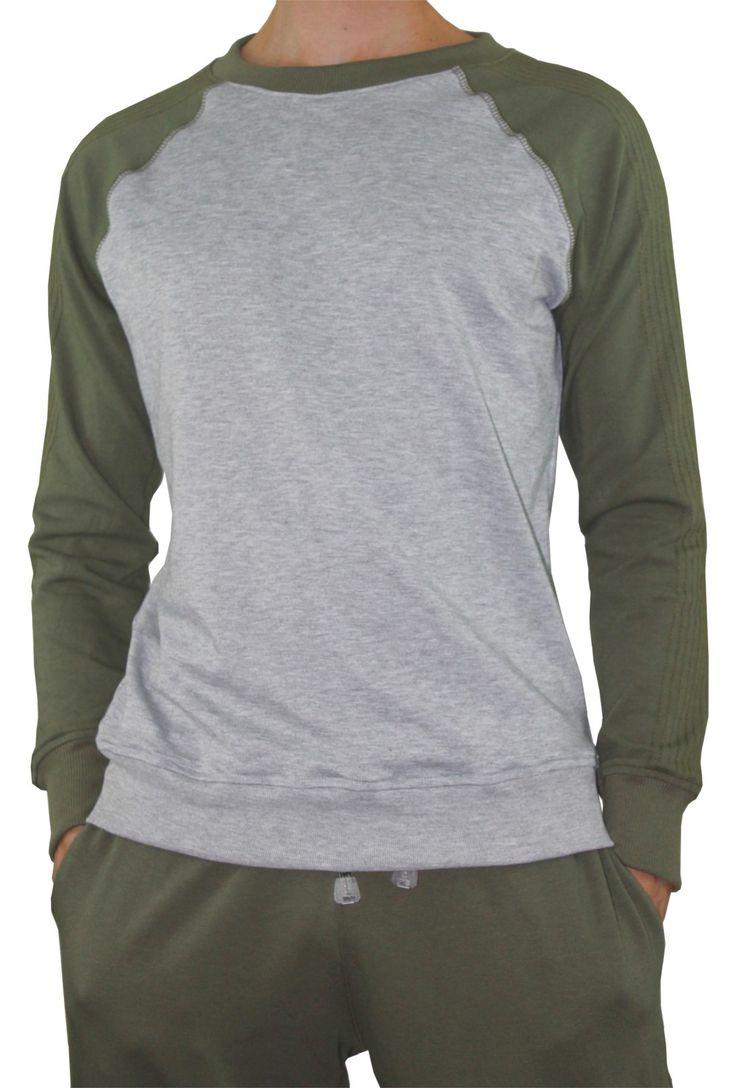 Slim Sweatshirt Yarra