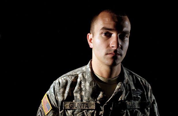 Medal of Honor Winner Salvatore Giunta:   Bravery, Brotherhood, and the Korengal....