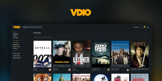 Vdio was a service launched by the founders of Rdio, focused on video streaming instead of audio. The service was quickly shut down because of both costs and a lack of differentiation from the different providers like Amazon, Netflix, and others.