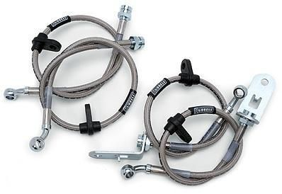 Russell Performance 2006-2009 Chevrolet Corvette Z06 V8 Brake Line Kit (Set of 4)