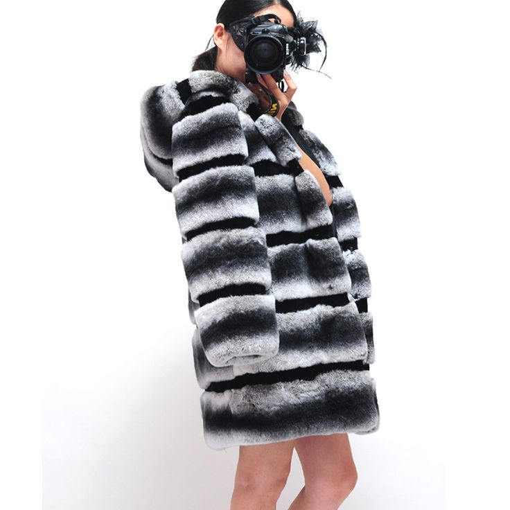 Cheap fur coat collar, Buy Quality coat fur directly from China coat rabbit fur Suppliers:     This coat is made of natural rex rabbit fur but not rabbit fur .There are many buyers ask if this coat is enough for