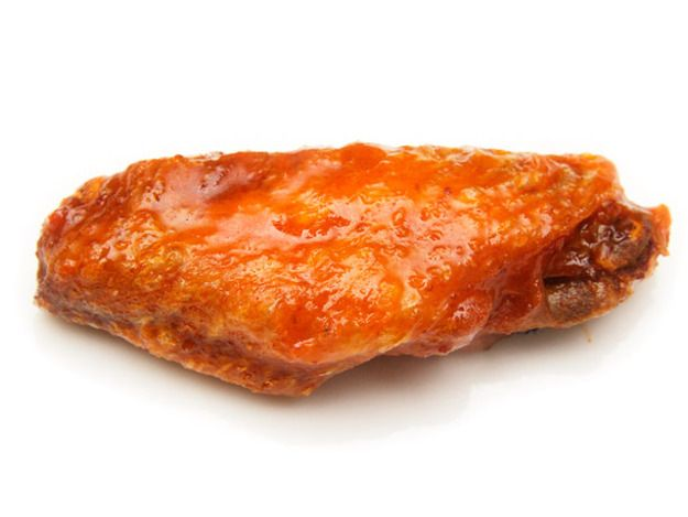 Classic buffalo wings are a real triumph in recent American history. Extra crispy and perfectly spicy, this recipe is the best way to prepare your drumsticks and flats for ultimate crowd-pleasing power.