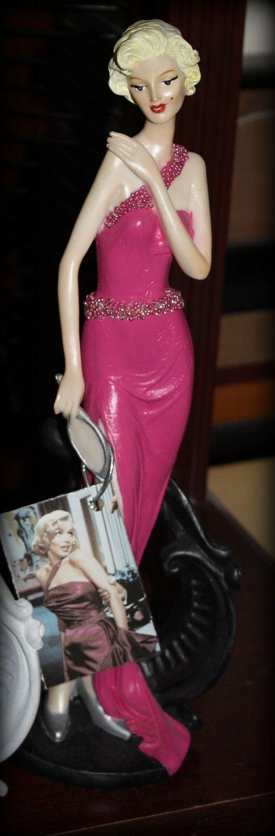 Fantástico Vestido De Novia De Marilyn Monroe Festooning - Colección ...