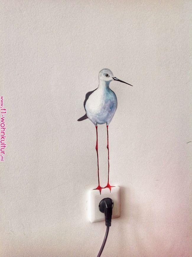 Warten auf … – Salvabrani | Funky Kunst im Jahr 2019 | Pinterest | Wand, Wand …