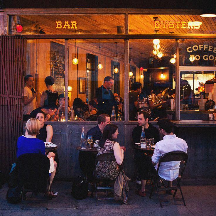 38 best WATERING HOLES images on Pinterest Bar ideas, Interiors - new blueprint brooklyn menu