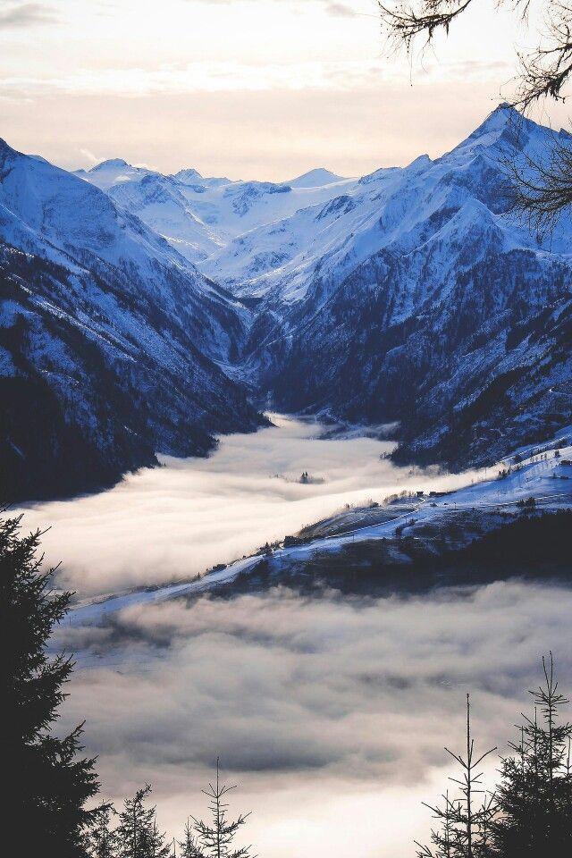 An amazing view of the Austrian Alps #feelaustria