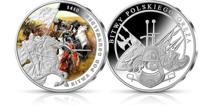 Bitwa pod Grunwaldem - kolekcja Bitwy Oręża Polskiego