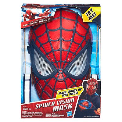 Masque Vision Mask Spiderman. 29.99$ Achetez-le info@laboiteasurprisesdenicolas.ca 450-240-0007