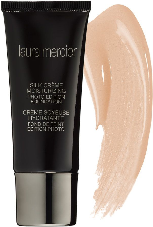 Laura Mercier Silk Crème Moisturizing Photo Edition Foundation