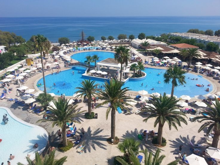 Louis Creta Princess Is A Modern Hotel In Chania Crete One Of The Best Holiday Destinations Greece Ideal For An All Inclusive Mediterranean