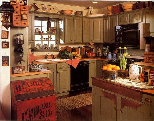 Primitive Kitchen Ideas 265 best primitive kitchens images on pinterest | home, kitchen